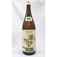 (クール便発送)朝日鷹  新酒 特撰本醸造 生貯蔵酒 1,8L 日本酒