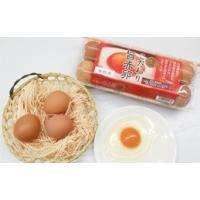 (濃厚)(送料無料)こだわり旨赤卵(うまからん)4パックセット(1パック10個入り×4=40個)