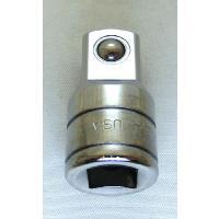 Snap-on (スナップオン) 3/8 差し込み 変換 アダプター A2A 1/2差し込みへ 並行輸入品