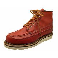 RED WING レッドウィング 9851 アイリッシュセッター・カヌーモック 本革 メンズ ブーツ...