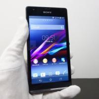 Sony Xperia SP C5303 超美品 SIMフリースマホ Black★