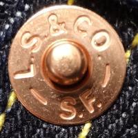 リーバイス501 00501-1175/クリフスピーリンス ストレートデニム