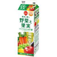 23種の野菜と3種の果実を使用した飲みやすい野菜飲料です。B-カロテン、ビタミンC、葉酸、食物繊維、...