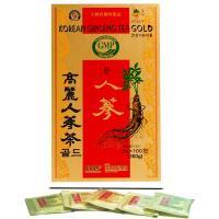 【商品変更】高麗人参茶(木箱)100包/高麗人参茶/韓国茶