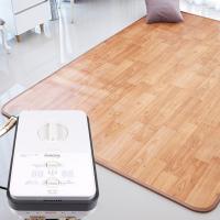 製品名  ユカポ温水カーペット  サイズ  カーペット:サイズ(約):180cm(幅)X240cm(...