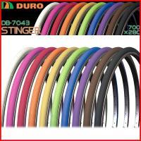 メーカー DURO  重量 445g サイズ 700 x 28C  特徴  ・オールカラー仕様の10...