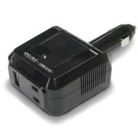 車内で使えるACコンセント 80W+USB出力2.4A付(KD162)|kashimura