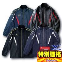 ●トレーニングウォーマーシャツ ●メーカー名:ミズノ(MIZUNO) ●メーカー品番:32JE453...