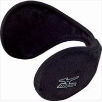 カラー:90:ブラック×ブラック サイズ:F 素材:ポリエステル100% 耳を寒さから防ぐイヤーウォ...