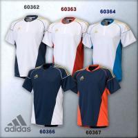 チーム対応にもできるProfessionalのトレーニングシャツ。UPF25+  climacool...