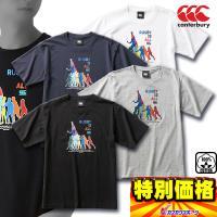 カンタベリー ラグビーウェア ティーシャツ/Tシャツ メンズ RA30090