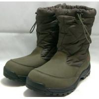 寒冷地での普段履きやトラベルにもおすすめのカジュアルデザインのロングブーツです。 指先から甲の部分に...