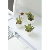 アートクリエーション 人工植物 多肉植物3種セット