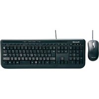 お手頃価格でコンパクトな防滴仕様のワイヤードキーボード&光学式マウス●寸法/キーボード:幅456×奥...