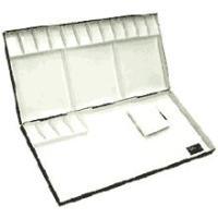 ホルベイン水彩パレットは、漆調仕上げで水に強く、使うほどに味わいがでます。 21×20cm 16仕切...