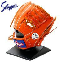 日本プロ野球OBクラブと久保田スラッガーが共同開発したトレーニンググラブです。  ●カラー:オレンジ