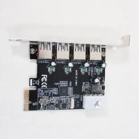 商品詳細    ★製品特徴★   USB3.0 PCI−E CARD  外部4ポートタイプ    対...