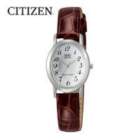 シンプルなフェイスで飽きのこないスタンダードな腕時計です。  バンドは合皮製のものになります。  ビ...