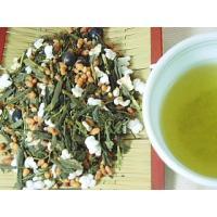 【かわそうえん】の上玄米茶は   番茶(京柳)に特選もち米を炒ったものを ブレンドしてあります。  ...