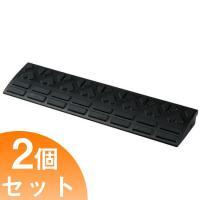 素材:再生ゴム 重量:約4kg サイズ:約 幅60×奥行15×高さ4.5(cm) カラー:ブラック ...