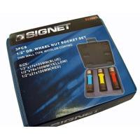 SIGNET シグネット ホイールナット用 インパクトソケットセット 3ピース 23395
