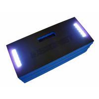 49112 LED付折畳みマット  全長:1110×420mm マット部は耐水・耐油 LEDは600...