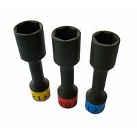 BP49-17 1/2Sqインパクトレンチ用 ホイールナットソケット 17mm  アルミホイール専用...
