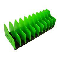 KAPL10G プライヤーラック カラー:グリーン  サイズ:250×92×75mm 本体:樹脂製 ...