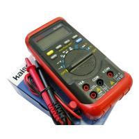 KU-2600R デジタルマルチメーター 限定カラー:レッド  4000カウント シンプルな操作で使...