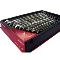 SOEXM710B フランク付 コンビネーションレンチセット10ピース  サイズ:10、11、12、...