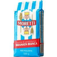 イタリア本場、ポレンタの味わい!イタリア北東部、フリウリ地方特産の白ポレンタ用のとうもろこし粉です。...