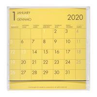 FLカレンダー 卓上 カラーアソート  2020年1月から2020年12月対応  CLS-FL-04