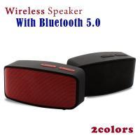 ワイヤレス スピーカー Bluetooth ブルートゥース 対応 TFカード micro-SD USBメモリ AUX 接続 小型 アウトドア