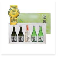 全てモンドセレクション金賞受賞酒 300ml × 5本セットです。  お歳暮 ギフト プレゼント ラ...