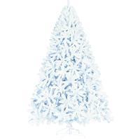 人工観葉植物・全高3.0m・ホワイト・パイン・ツリー(クリスマスツリー/針葉樹)(人工樹木/造花/花材)(インテリアグリーン/フェイクグリーン/オブジェ)