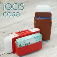 ・ヒートスティック型 iQOS(アイコス)用のケースです。  ・当社のオリジナルブランド商品となりま...