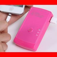 ●iPhone7/7Plus対応 ●最大出力電流1Aの、AC充電器としても使えるリチウムポリマー充電...