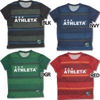 圧倒的な人気を誇るアスレタ、ジュニアプラクティスTシャツ。 プラシャツ素材を使用した、トレーニング時...