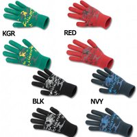 圧倒的な人気を誇るアスレタ、フィールドニットグローブ。 カモ柄デザインの手袋。アスレタらしい配色。手...