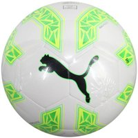 プーマ、サッカーボール5号球。 スピードと俊敏性をコンセプトに、軽量化を追求したエヴォスピード シリ...