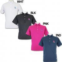 人気急上昇ブランド・スボルメの半袖ポロシャツ。 DRY+MECHANICALな速乾性の高い「DRYC...