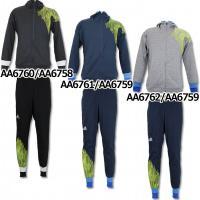 アディダス2015年秋冬モデル、freefootballシリーズのスウェットフードSALジャケット・...