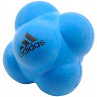 アディダス、リアクションボール。 フロアーや壁に跳ね返るときに不規則な動きで予測不可能なバウンドをす...