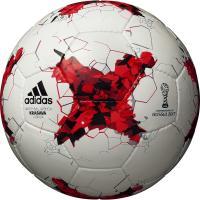アディダス、FIFA主催大会公式試合球「KRASAVA」、レプリカ3号球。 コンフェデレーションズカ...