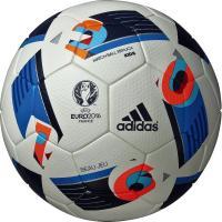 アディダス、EURO2016試合球「ボー ジュ」、レプリカ4号球。 ◆JFA検定球 ◆サーマルボンデ...