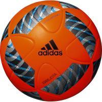 アディダス、FIFA2016主催大会公式試合球。 視認性の高いソーラーオレンジカラーを採用し、降雪時...