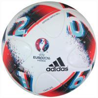 アディダス、UEFA 欧州選手権 決勝トーナメント試合球「FRACAS(フラカス)」。 フランス語で...