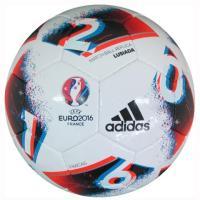 アディダス、UEFA 欧州選手権 決勝トーナメント試合球「FRACAS(フラカス)」デザインモデル。...