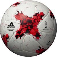 アディダス、FIFA主催大会公式試合球「KRASAVA」。 コンフェデレーションズカップ開催国ロシア...