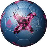 アディダス、FIFA主催大会公式試合球「KRASAVA」、レプリカ5号球。 コンフェデレーションズカ...